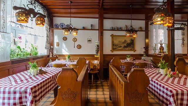 Gasthof Goldene Krone – Gaststätte