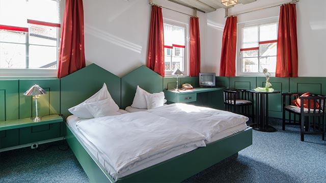 Gasthof Goldene Krone – Doppelzimmer